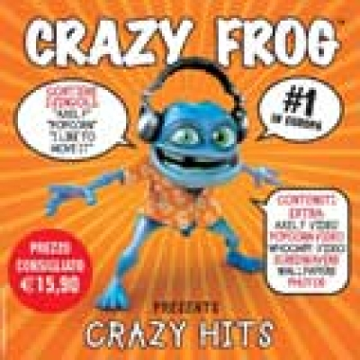 Crazy Frog pres. Crazy Hits New Version