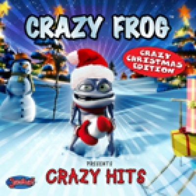 Crazy Frog Presents Crazy Hits Christmas Edition